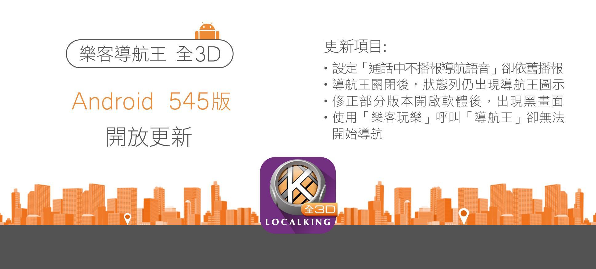 全3D Ver.545 更新