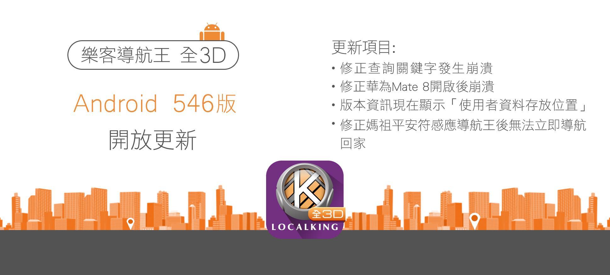 全3D Ver.546 更新