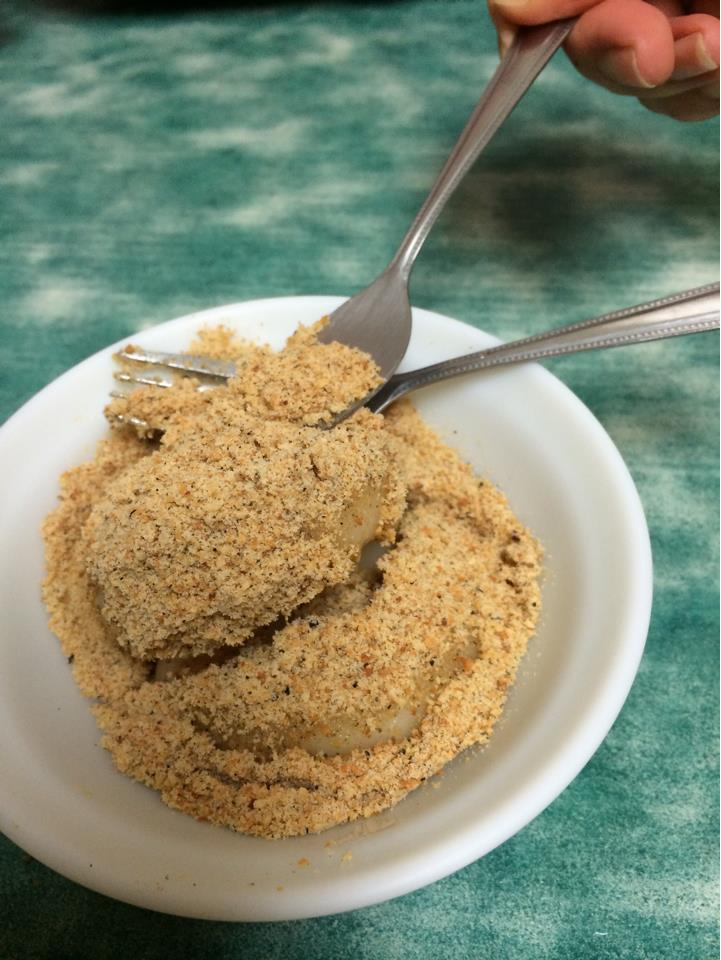 北港甜湯燒麻糬米糕粥