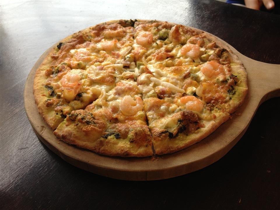 安平窯烤披薩
